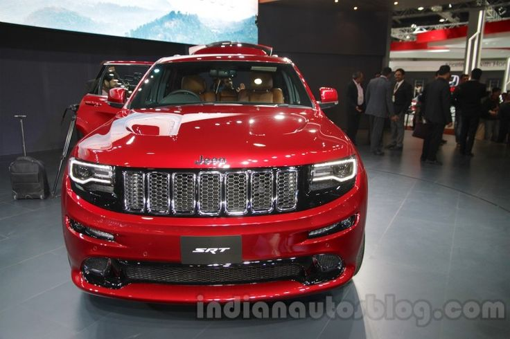 Recap - Jeep Grand Cherokee SRT - Auto Expo 2016 Live