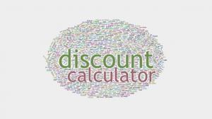 Discount Calculator http://www.howmuchdoi.com/uncategorised/Discount-Calculator-315.html