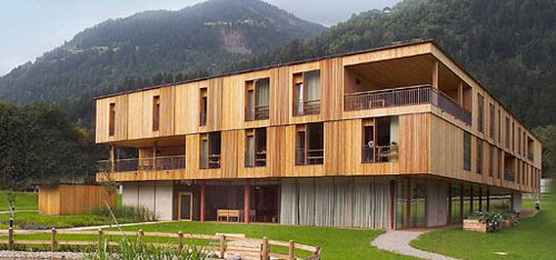 Elderly Housing Design in Europe | Lar de idosos ...