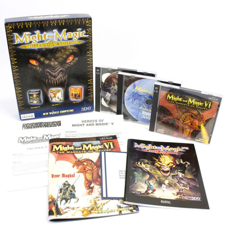 Might & Magic: Millennium Edition, Xeen, Mandate of Heaven, Blood and Honor