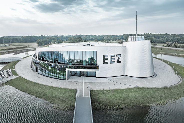 EEZ Aurich: GEOCELL Schaumglasschotter als Dämmung unter der Bodenplatte