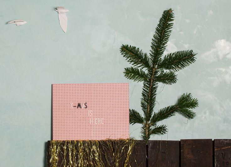 Christmas: Inspirierende Sprüche für die Weihnachtszeit. Schmücke Deine Wohnung mit Light Box, Letter Board oder Message Board für die Adventszeit. Interior Design Ideen für Groß und Klein oder zum Verschenken.
