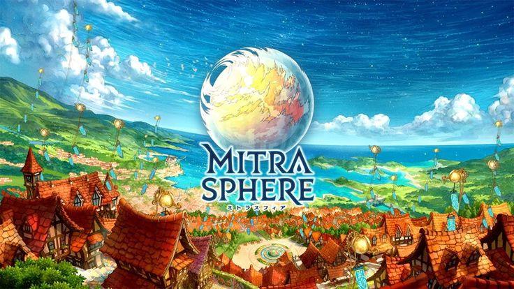 『ミトラスフィア -MITRASPHERE-』第2弾PV 世界観紹介