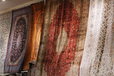 SteamKleen: The moods of carpet colours