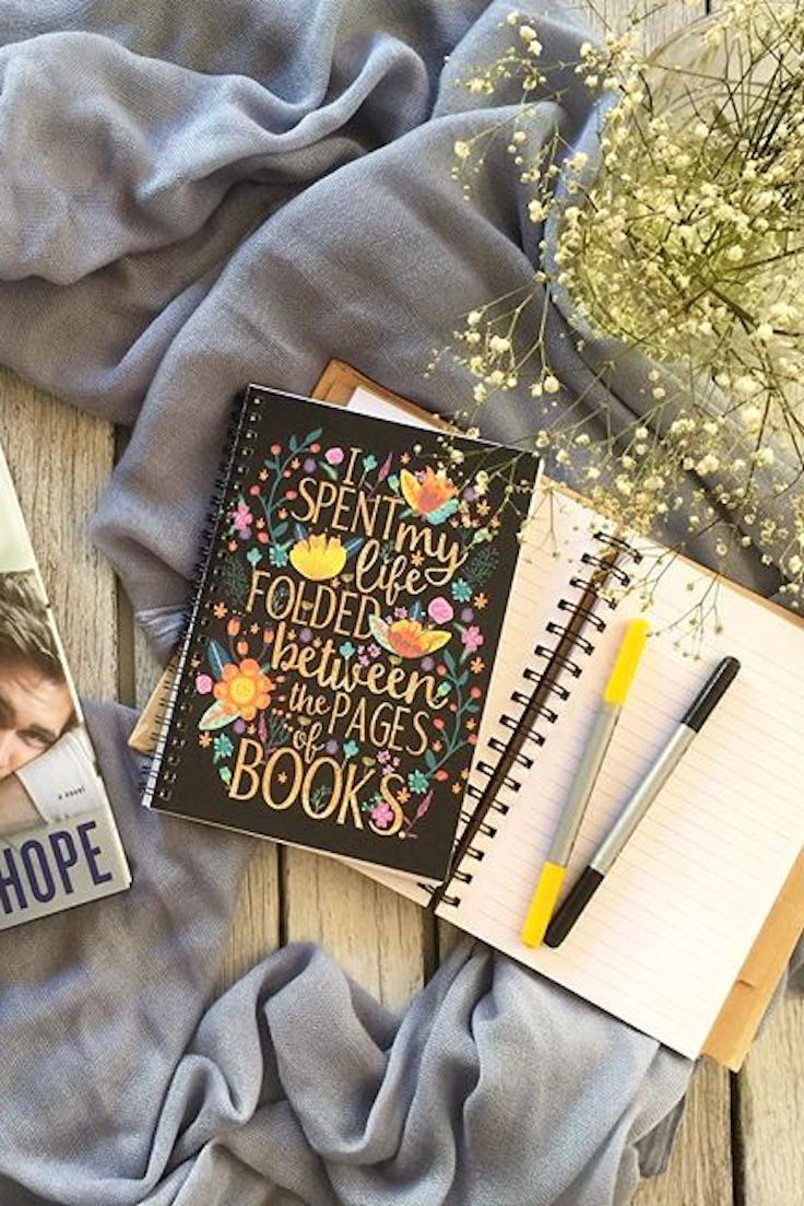 After discovering Redbubble notebooks and journals, we're never going back to…