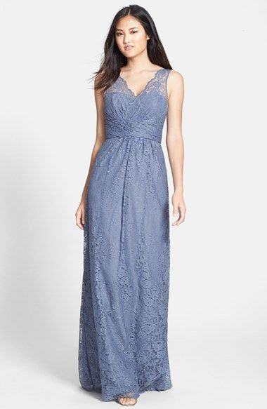 Slate Bridesmaid Dresses 6