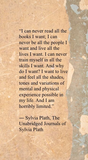 the journals of sylvia plath pdf