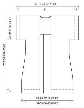 Облегающий длинный вязаный жакет с ажурным узором и косами