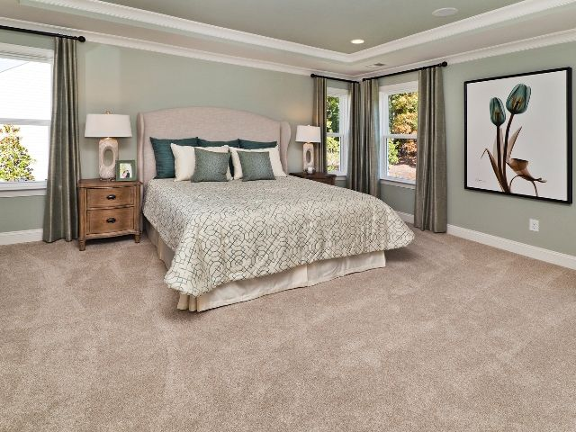 Relax In This Large Tranquil Master Suite At Your New Home Wellington Chase SuiteNew HomesNorth CarolinaMasters