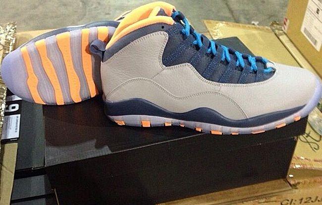 "Air Jordan 10 Retro ""Bobcats"" (Release Date)"