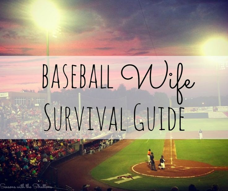 Seasons with the Strattons. Great blog for baseball wives! What an exciting world they live in!