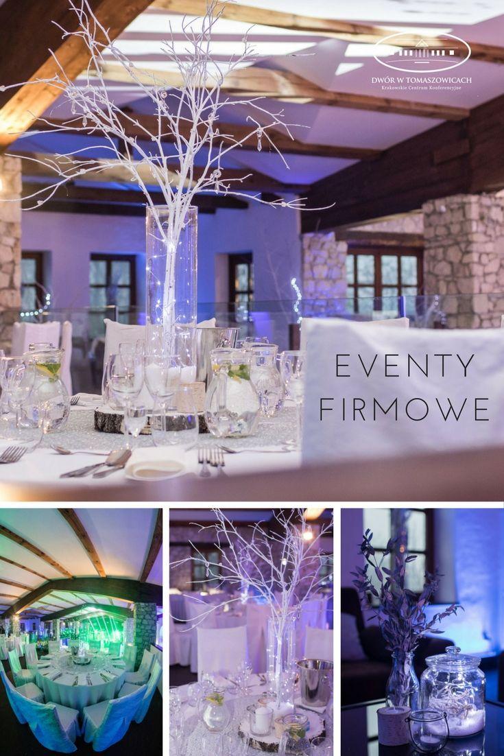Imprezy firmowe w Dworze w Tomaszowicach - zimowa dekoracja w Oranżerii #event #companyevent #hotel #hotelkrakow #business #businesshotel #eventspace #bankiety Kraków