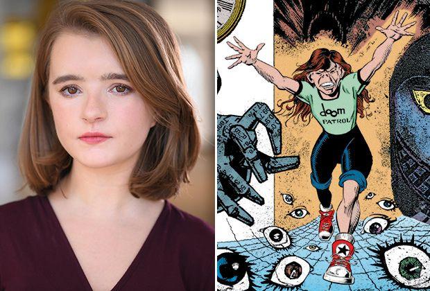 Doom Patrol Season 2 Abigail Shapiro Cast Chiefs Daughter Dorothy