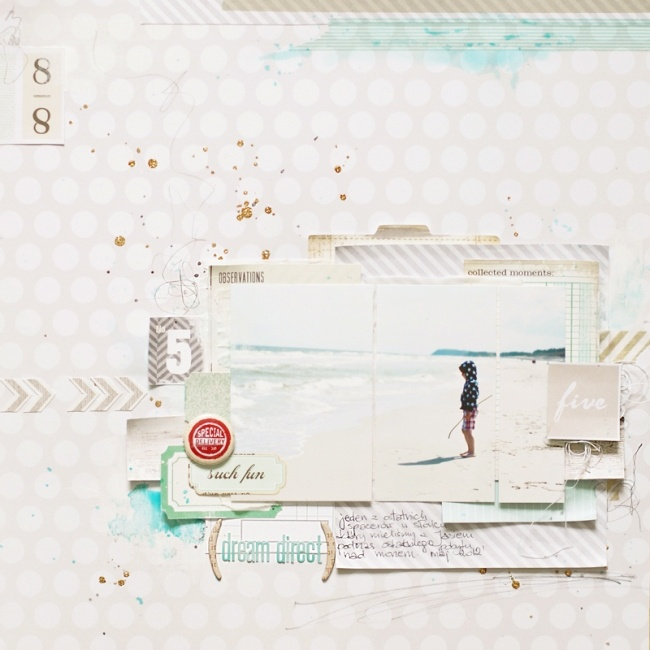 SONY DSCScrapbook Inspiration, Dreams Direction, Scrapbook Photos, Annamaria Wolniak, Paper Tags, Annamaria Scrapbook, Chic Tags, Scrapbookingproject Life, Scrapbook Layout