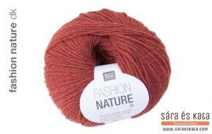 A Rico Fashion Nature DK kötő és horgolófonal természet közeli színekben elérhető. Könnyen használható, puha fonal, ami mosógépben is mosható.