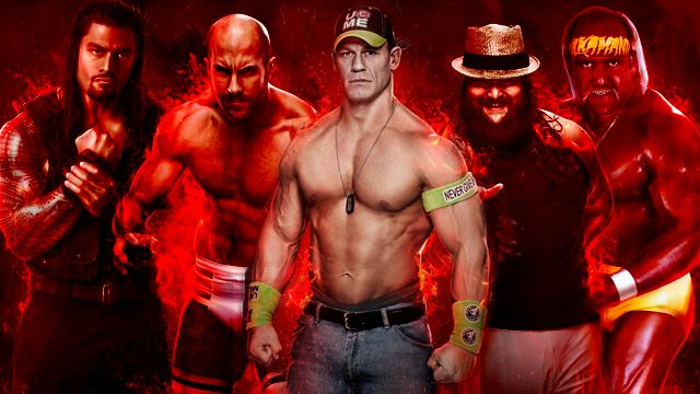 wwe 2k15 john cena - Google Search