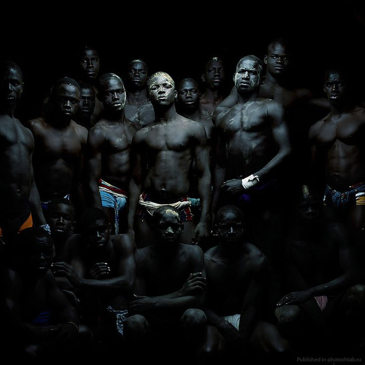Denis Rouvre - Lamb (name of the Senegalese wrestling in Wolof language)
