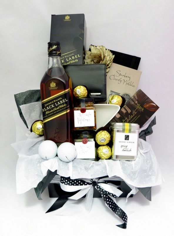 Wrap Tup Gift Hampers  Johnnie Walker Black Gift Hamper