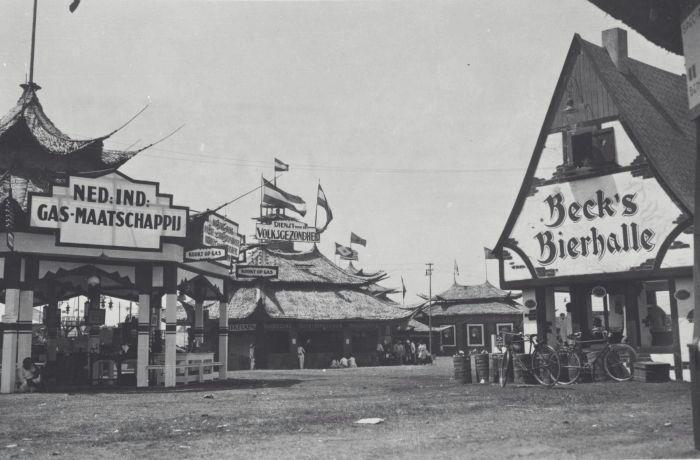 Pavilion pasar gambir 1925
