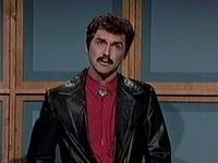 SNL...Burt Reynolds...Norm MacDonald