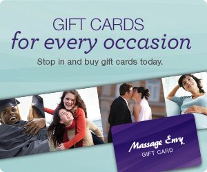 Gift Cards for every occasion!