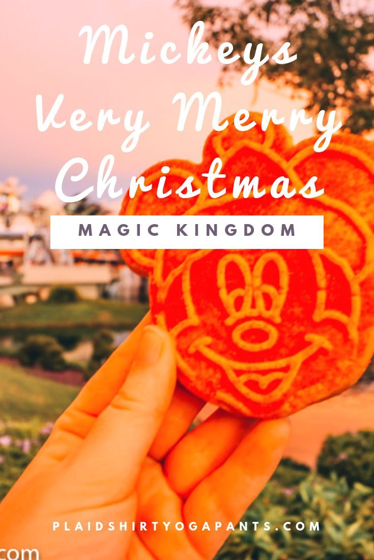 Your Guide To Mickey S Very Merry Christmas Party In Magic Kingdom Plaid Shirt Yoga Pants Disney Christmas Party Mickey S Very Merry Christmas Very Merry Christmas Party