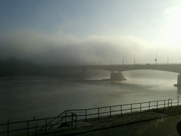 Warsaw mist