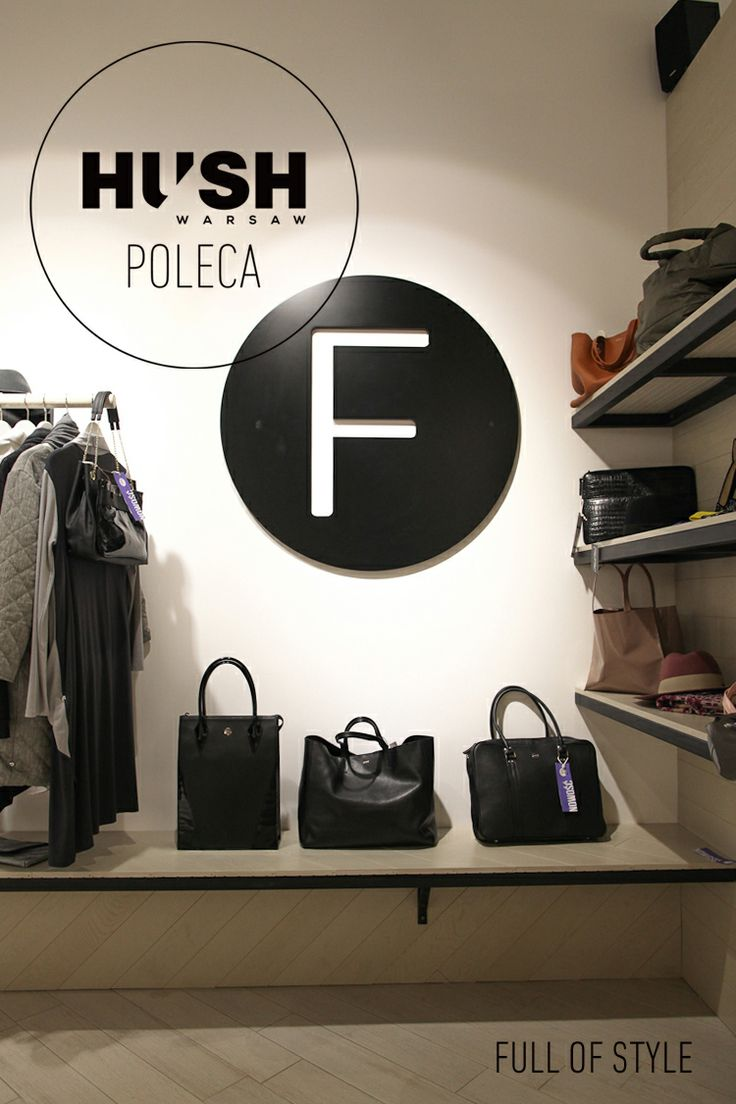 Full of Style- multibrand shop in Warsaw recommended by HUSH Warsaw.