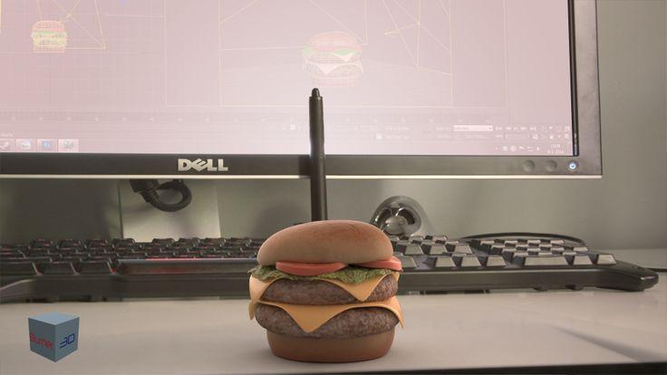 Burger3D