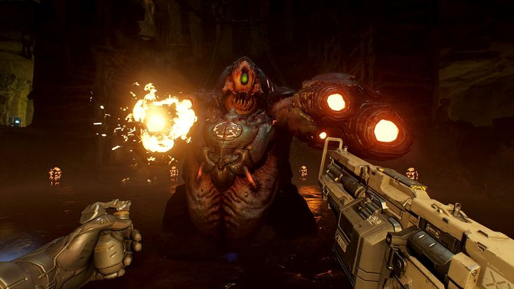 Doom VFR Mods Enable Smooth Locomotion On Vive/Rift  ||  Over the weekend several modders have released solutions that bring smooth locomotion support to Doom VFR on the HTC Vive and Oculus Rift. https://uploadvr.com/doom-vfr-mods-enable-smooth-locomotion-viverift/?utm_campaign=crowdfire&utm_content=crowdfire&utm_medium=social&utm_source=pinterest