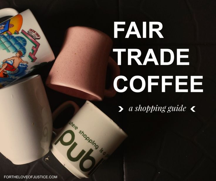 essays on fair trade coffee The process of the fair trade for the coffee industry forms the new relations between coffee growers and coffee drinkers the scheme usually looks like this: the coffee is bought by the importers from the individual farmers and the farmers receive the guaranteed minimum fair trade price.