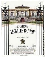leoville barton st julien haut medoc bordeaux france 2003
