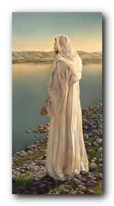"""Come Follow Me"" by Liz Lemon Swindle.: Beautiful Picture, Lemon Swindle, Church, Jesus Christ, Swindle Art, Lds Art, Follow Me, Liz Lemon"