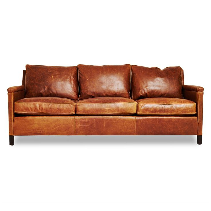 leather sofa used rustic brown leather sectional couches leather