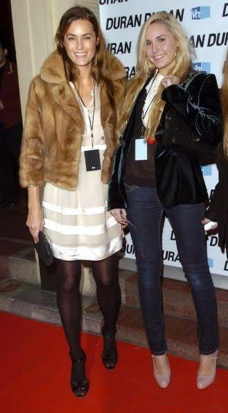 Yasmin & Saffron Le Bon
