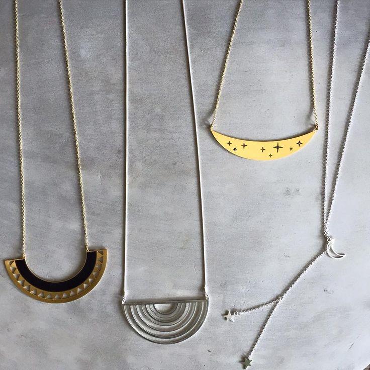 Jewel, Gem, Silver, Gold Jewellery display at Minta & Co.
