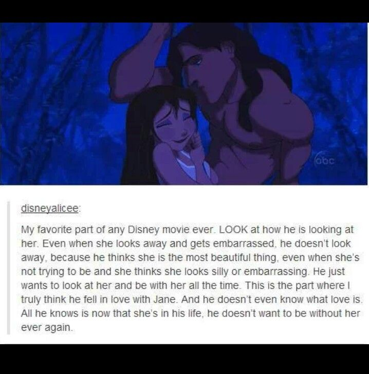 Tarzan and Jane                                                       …