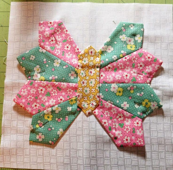 25 Best Ideas About Butterfly Quilt Pattern On Pinterest