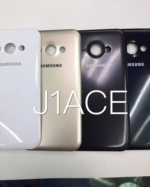 Battery door cover-Housing for samsung galaxy  J1 Ace  - color white -golden- blue-black.  Available