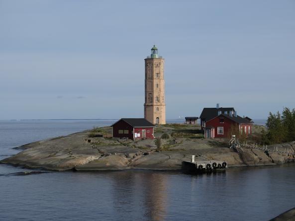 Söderskär lighthouse, Finland