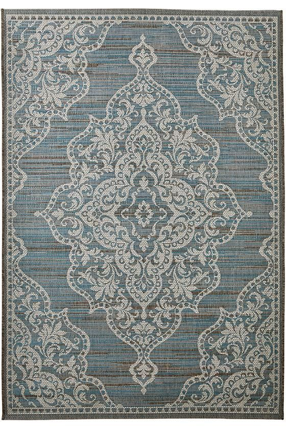 Cecil Area Rug - Outdoor Rugs - Flatweave Rugs - Synthetic Rugs - Rugs From Belgium | HomeDecorators.com