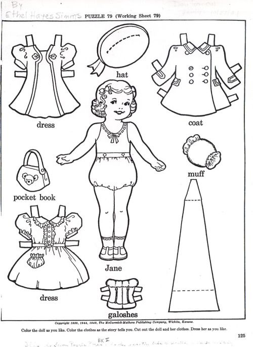 107 best Paper Dolls images on Pinterest Paper dolls Paper and