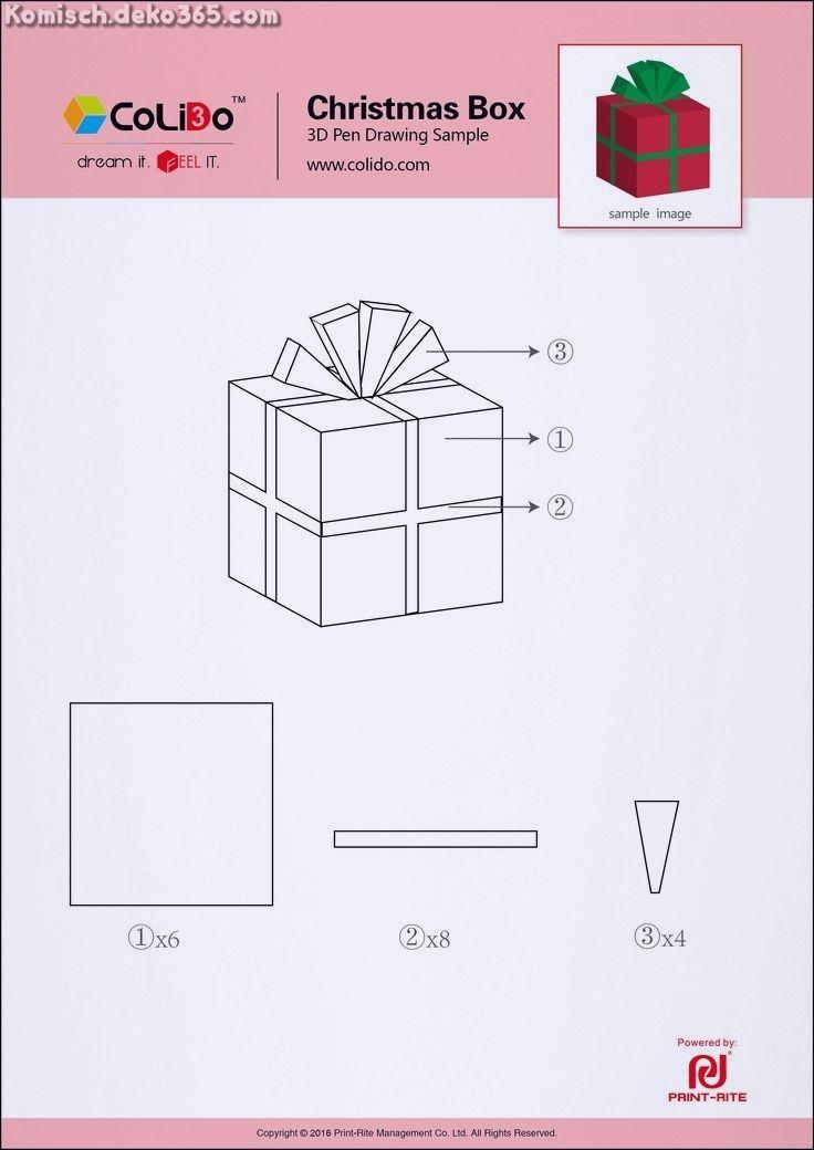 Pin On Box Vorlagen