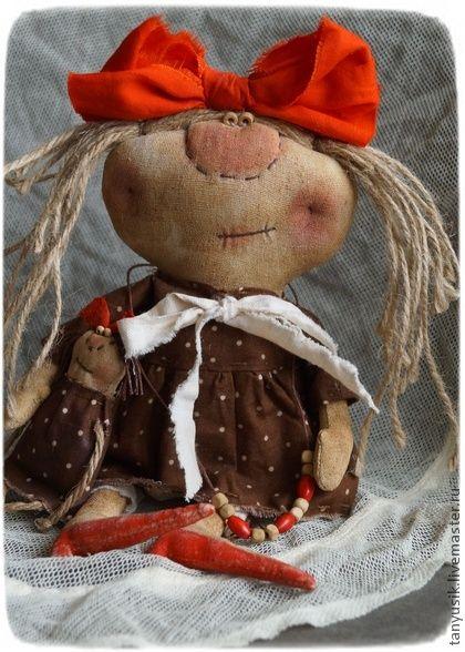 Ароматизированные куклы ручной работы. Ярмарка Мастеров - ручная работа Лара. Handmade.