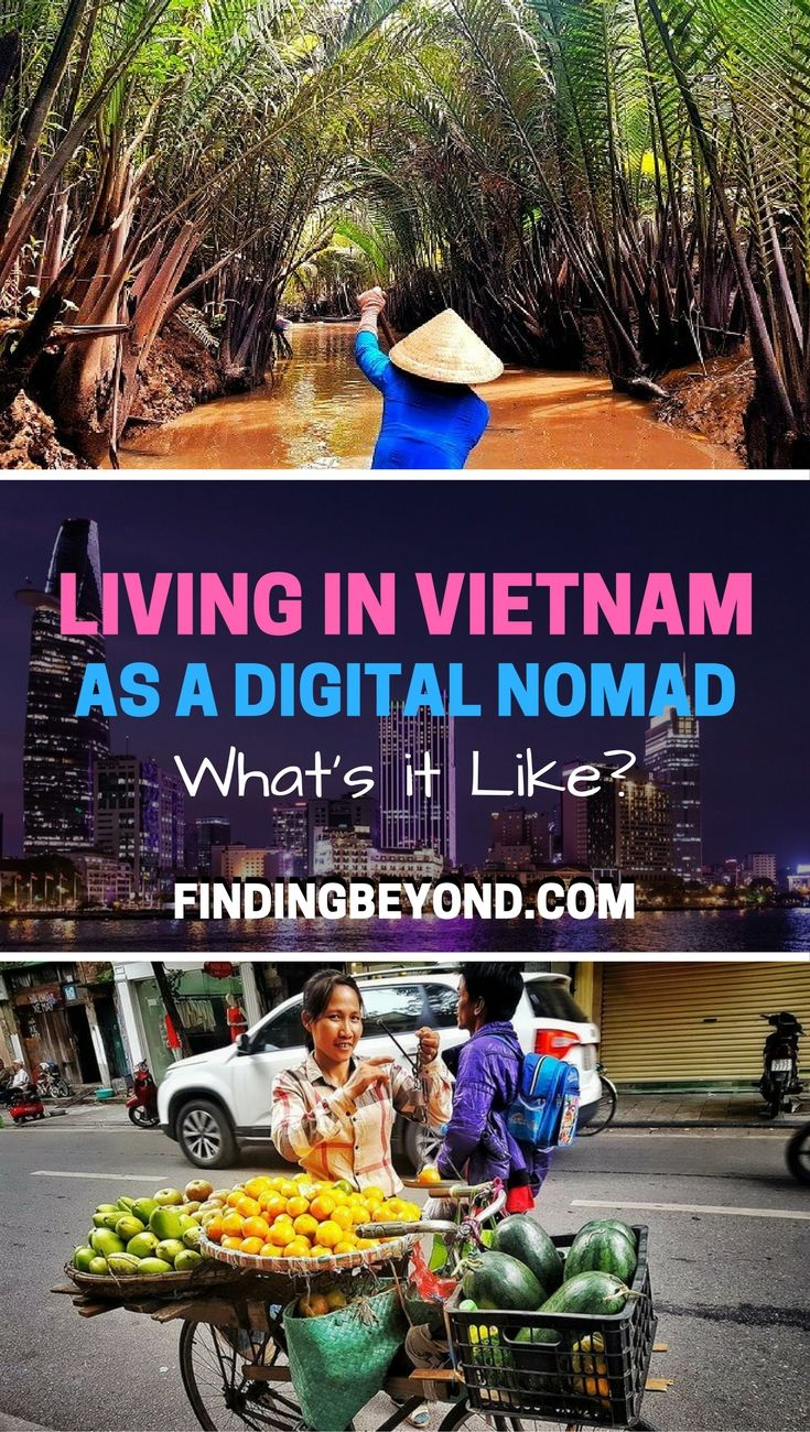 Find out what it's like to be living in Vietnam as a Digital Nomad by reading our interview with solo travel blogger According to Zascha.| Living in Vietnam | How to live in Vietnam | Top accommodation in Vietnam | Backpacking Asia | Living in Asia | Budget travel in Vietnam | Budget Travel in Asia |