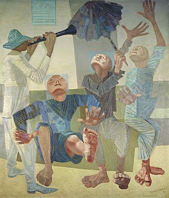 Frevo, de Portinari - 1956.