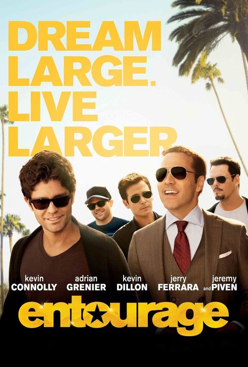 Watch Entourage Full-Movie