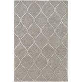 Found it at AllModern - Urban Cassidy Hand-Tufted Gray Area Rug