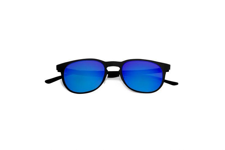 SPEKTRE MAS METALLO Black/Blue M
