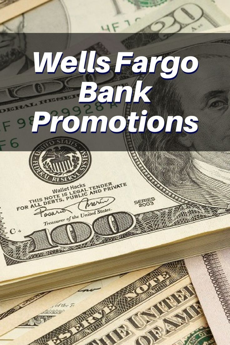 Wells Fargo Banking Promotions: $400 Checking Bonus (May 2019
